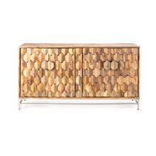 Bainbridge 4-Door Cabinet