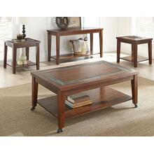 Davenport 3-Piece Set(Cocktail & 2 End Tables)