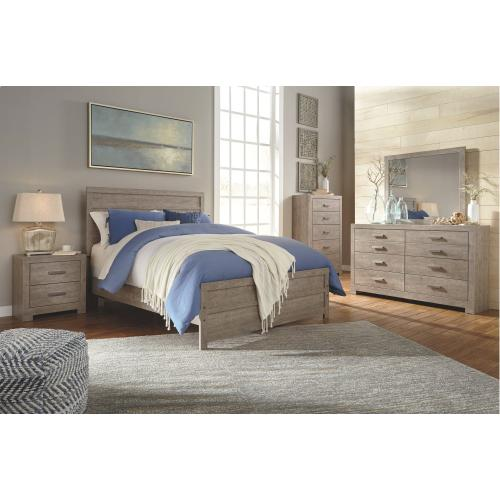 Culverbach Queen Panel Bed