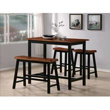 Crown Mark 2729 Tyler Counter Height Dining Group