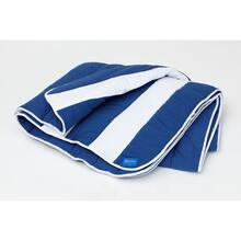 MaxMatt/Comforter (Twin) : Blue/White