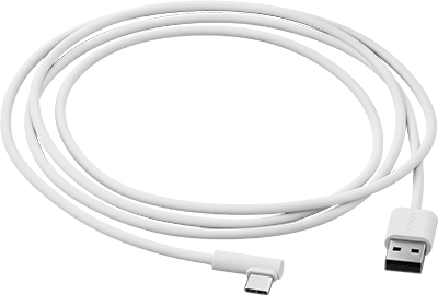 White- Sonos Roam Charging Cable