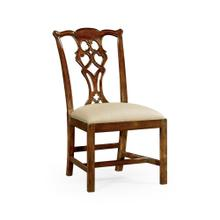 Chippendale Mahogany Side Chair