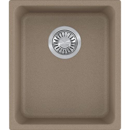 Franke - Kubus KBG11013OYS Granite Oyster
