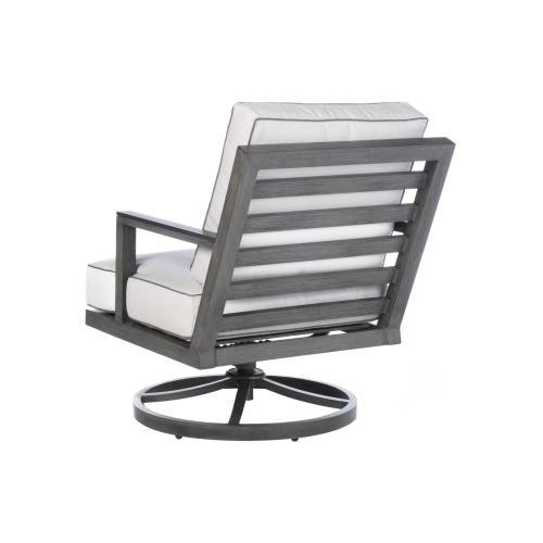 Alfresco Home - Porter Deep Seating Swivel Glider