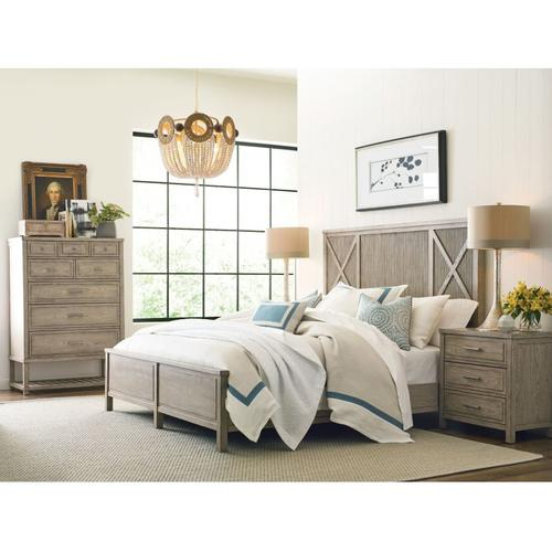 Product Image - Canton Panel Cal King Bed Complete