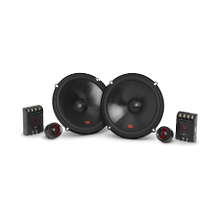 """See Details - Stage3 607CF 6-1/2"""" (165mm) 2-Way component system car speaker for factory upgrade without grille"""
