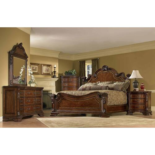 Old World Estate Queen Bed