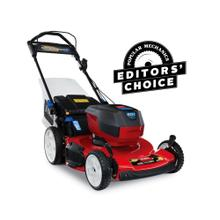"22"" (56cm) 60V MAX* Electric Battery SMARTSTOW Personal Pace High Wheel Mower (20363)"