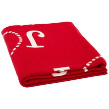 See Details - Joy To the World Throw - Red / White