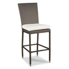 See Details - Outdoor Woven Bar Stool