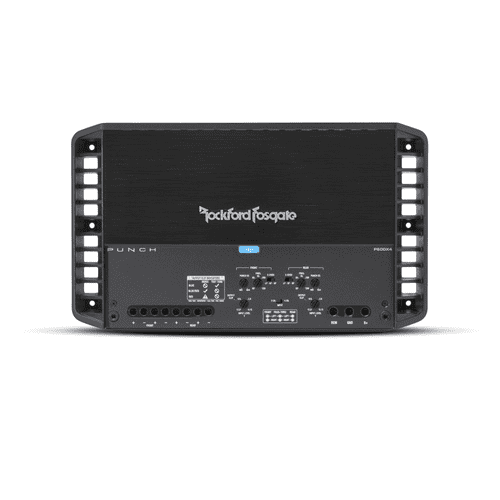 Rockford Fosgate - Punch 600 Watt 4-Channel Amplifier