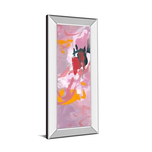"""Composition 1B"" By Melissa Wang Mirror Framed Print Wall Art"