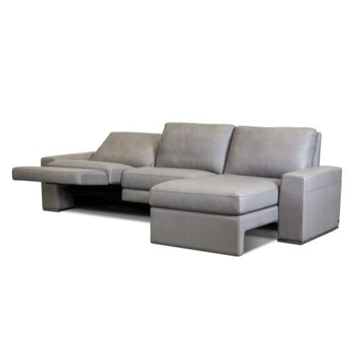 Paxton Comfy Sectional Couch - American Leather
