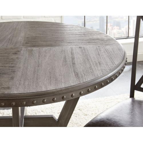 Alamo 45 inch Round Dining Table