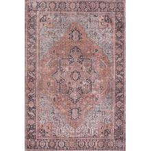 "Afs-36 Copper 2'3"" x 7'6"" Runner"