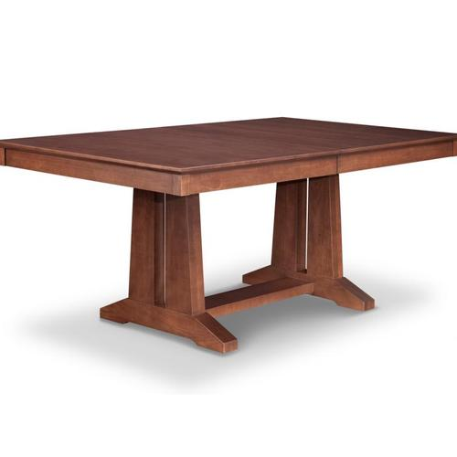 - Brooklyn 54x72 Solid Top Dining Table