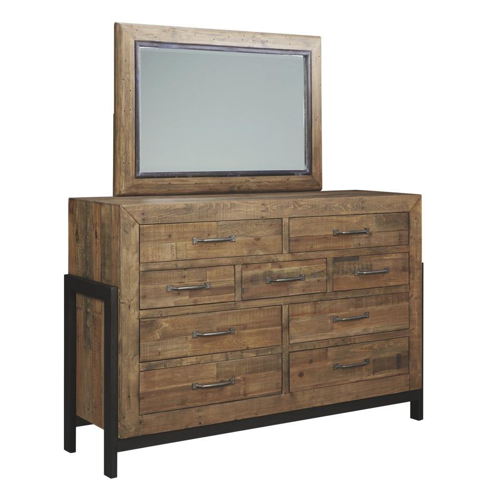 Sommerford Dresser and Mirror