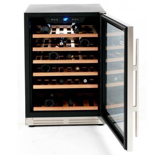 Avanti - 51 Bottle DESIGNER Series Wine Cooler
