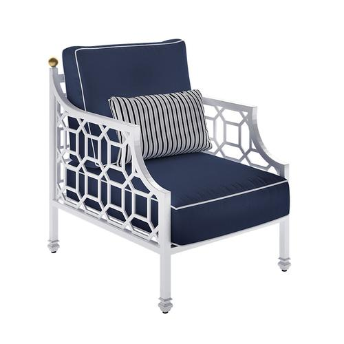 Castelle - Barclay Butera Cushioned Lounge Chair