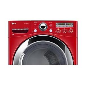 7.3 cu. ft. Ultra Large Capacity SteamDryer with Sensor Dry