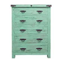 Painted Reclaimed Look Chest