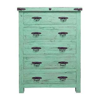 See Details - Painted Reclaimed Look Chest