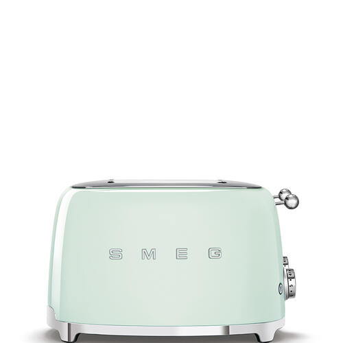 4x4 Slice Toaster, Pastel green