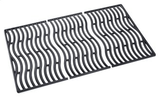Three Cast Iron Cooking Grids for Rogue XT 625