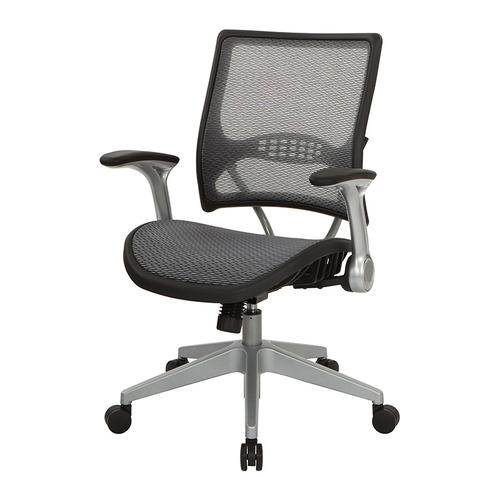 Light Airgrid Back and Seat Manager's Chair