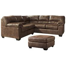 Bladen Coffee 2PC Sectional w/ Ottoman (12000)