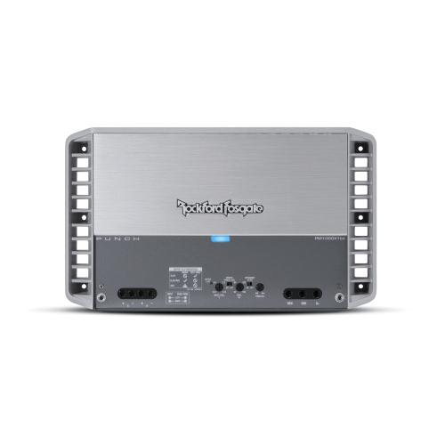 Rockford Fosgate - Punch Marine 1,000 Watt Class-bd Mono Amplifier