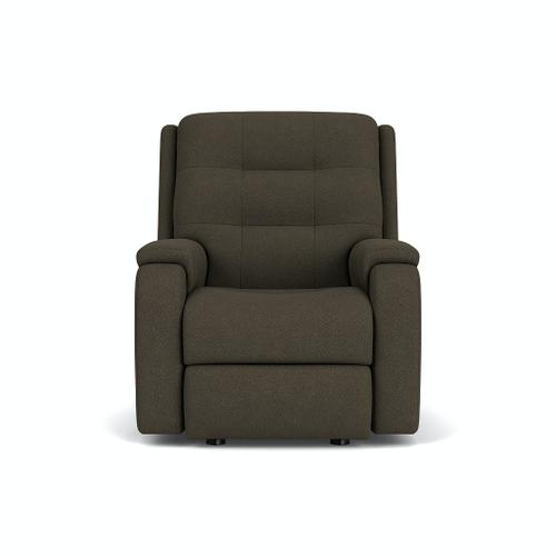 Gallery - Arlo Power Rocking Recliner with Power Headrest