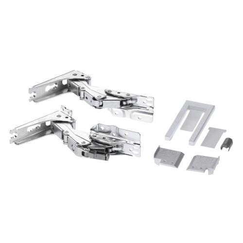 Conv.kit hinge Reinforced - Reinforced hinges for freezer and refrigerator doors