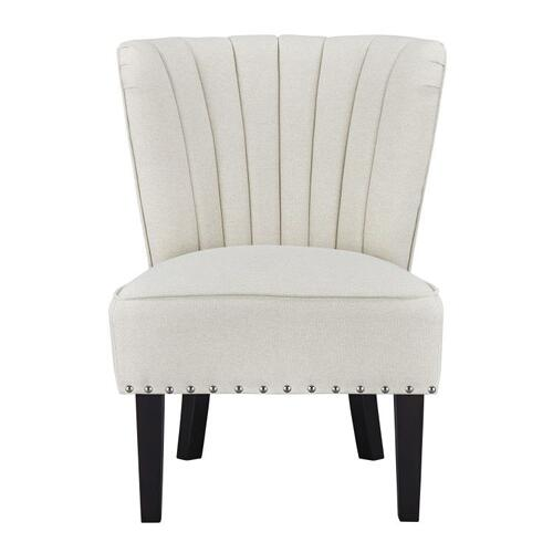 Standard Furniture - Emporium Accent Chair, Parchment