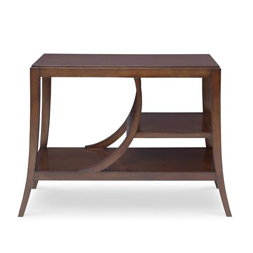 Turner Side Table - Chestnut Brown