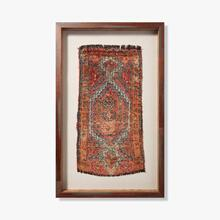 0351760026 Vintage Turkish Rug Wall Art