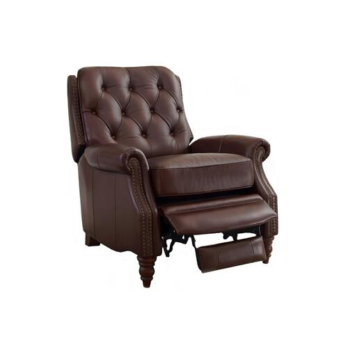 Push Back Recliner in Raja-Fireball