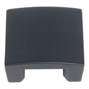 Centinel Solid Knob 1 1/4 Inch (c-c) - Matte Black Product Image