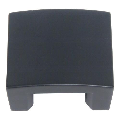 Centinel Solid Knob 1 1/4 Inch (c-c) - Matte Black