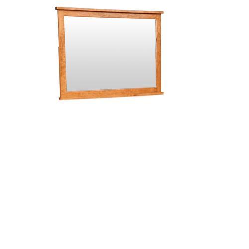 "Shaker Mule Chest Mirror, 42 1/2""w"