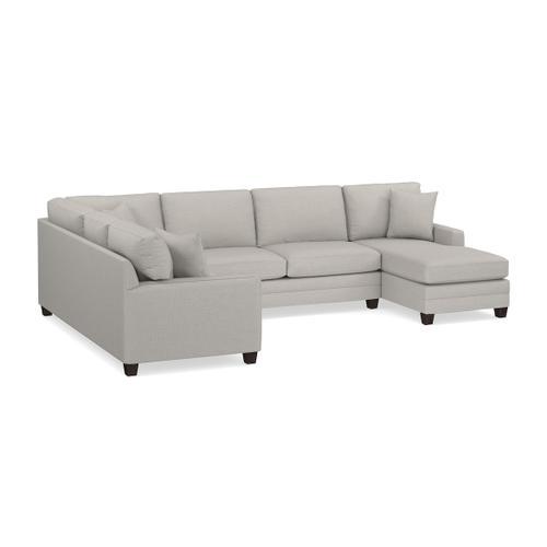 Bassett Furniture - Ladson U-Shaped Sectional