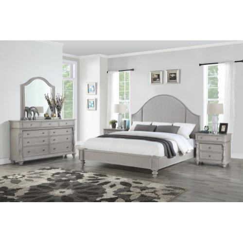 Heirloom Queen Upholstered Bed