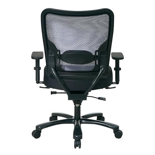 Big & Tall Double Airgrid Back Ergonomic Chair