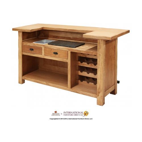 Bar Base w/1 drawer