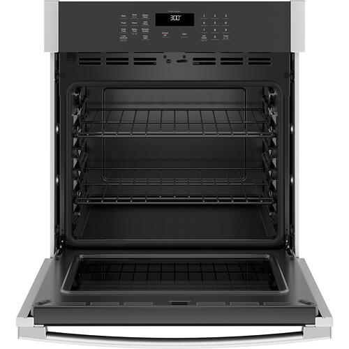 "GE 27"" Built-In Single Wall Oven Stainless Steel - JKS3000SNSS"