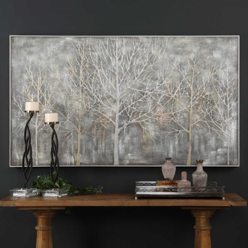 Uttermost - Parkview Hand Painted Canvas