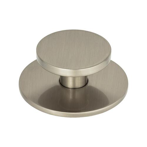 Dot Knob 2 Inch - Brushed Nickel