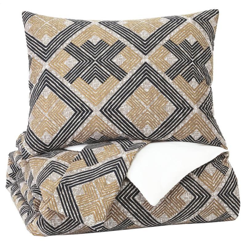 View Product - Scylla 3-piece King Comforter Set
