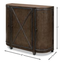 See Details - Asia Console, Artisan Grey